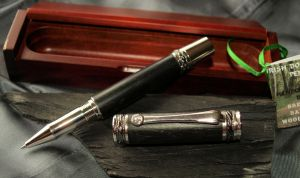 FERMANAGH LAKELAND DESK PEN - Rollerball Pen